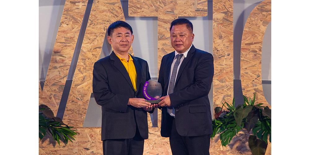 ซีพีแรม(ชลบุรี) คว้ารางวัลเกียรติยศ CSR-DIW Continuous 2019