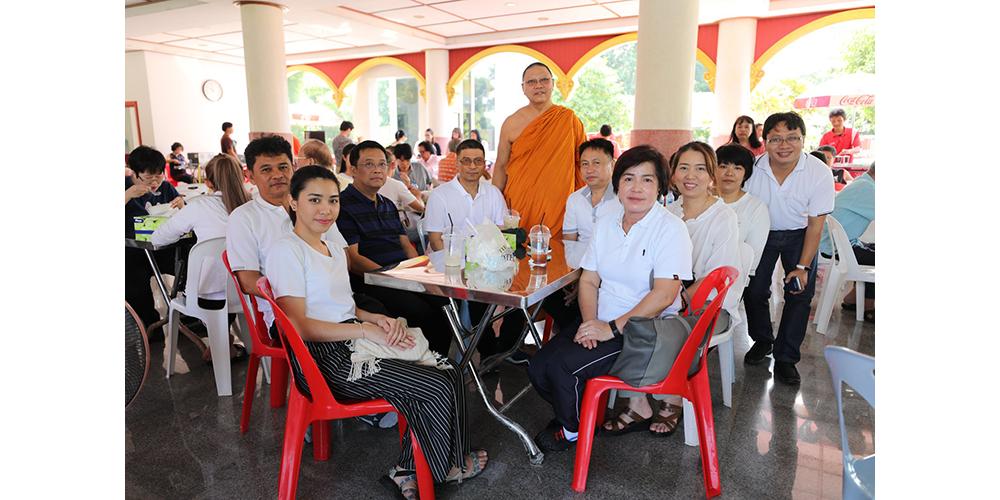 ซีพีแรม ร่วมสร้างบุญมหากุศล กับชุมชนอย่างต่อเนื่องเป็นประจำทุกปี